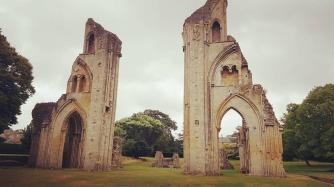 La Abadía de Glastonbury