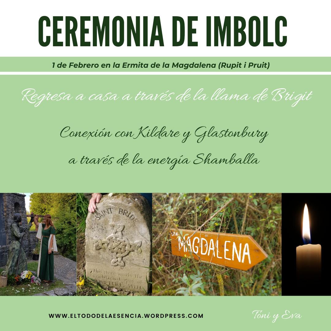 CEREMONIA DE IMBOLC